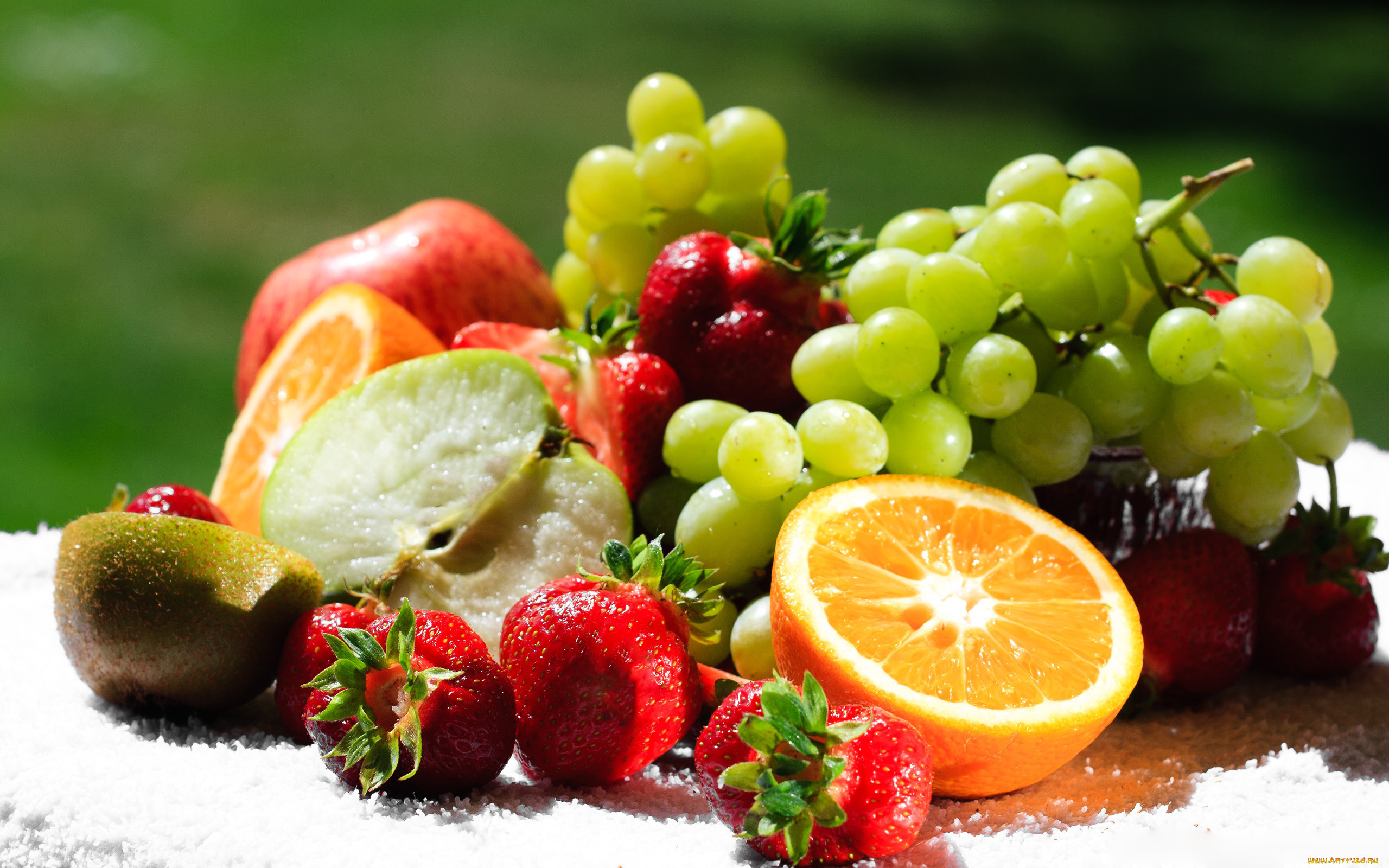 потолок открытой фото фруктов и ягод в высоком качестве изменилась несильно